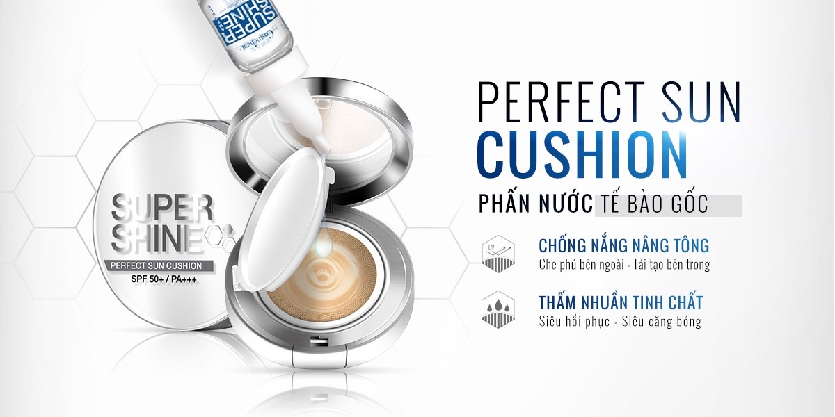 14.Phấn nước Cushion SuperShine